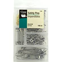Otylzto 1-1//2 Safety Pins for Laundry Industrial,Nickel Plated Rust Resistant 250pcs